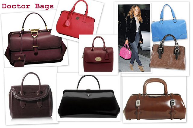 Let's Talk About: Doctor Bags