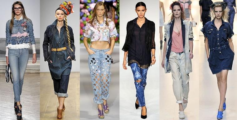 Trend Spotting 2013: Denim