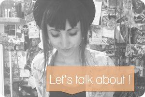 Let's talk about: Anglizismen und die liebe Werbung
