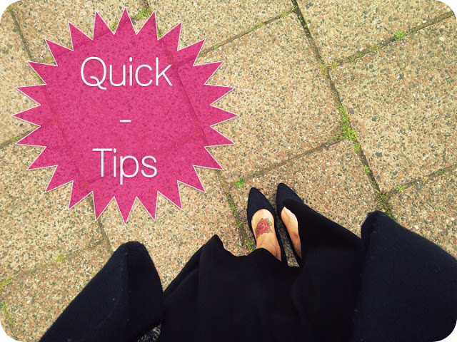 Quick Tips: Part IV