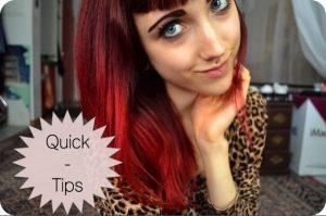 Quick Tips: Nützliches für Zuhause und Unterwegs