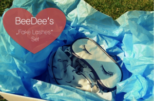 "BeeDee's ""Fake-Lashes""-Set !"