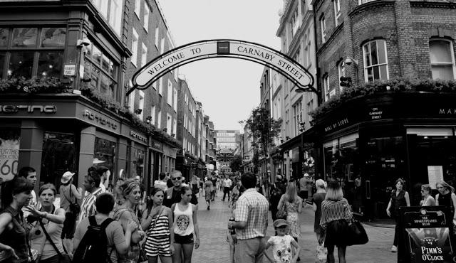 """Nobody is healthy in London, nobody can be."" Jane Austen"