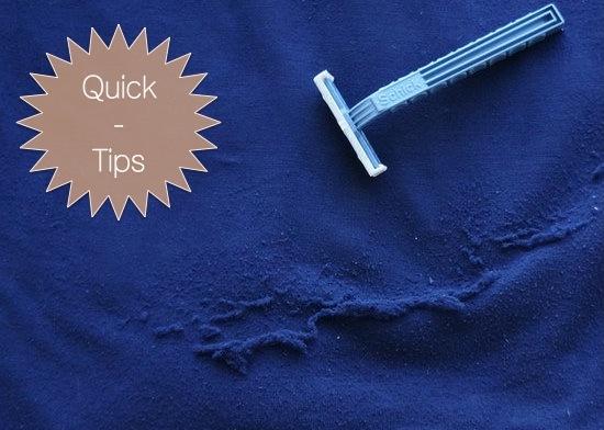 Quick – Tip: Defuzzing Trick