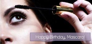 100 Jahre Mascara, wir gratulieren…