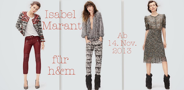 Sneak Peek: Isabel Marant für h&m