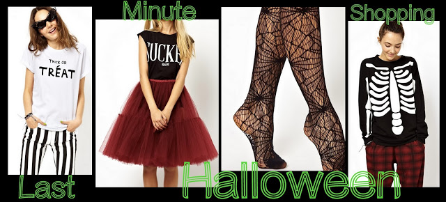 Last – Minute – Halloween – Shopping