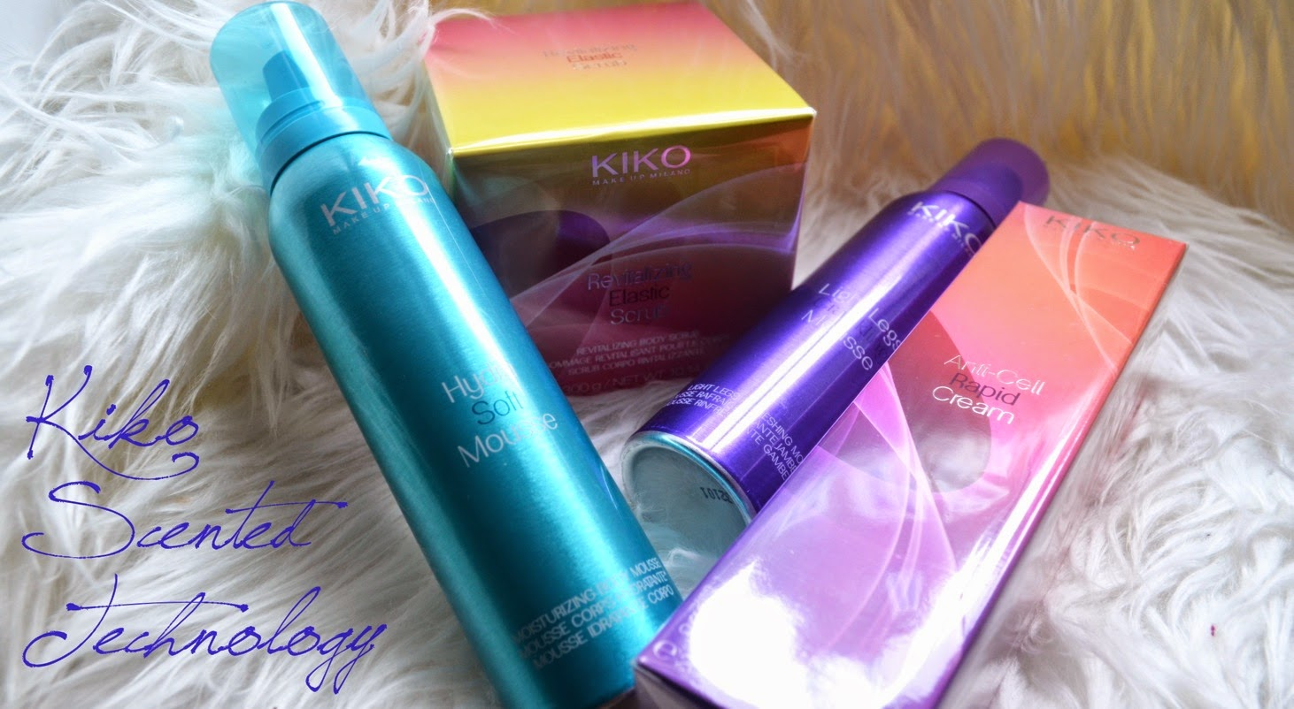 Kiko Scented Technology