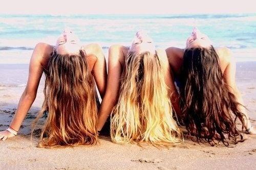 Beach Hair: Sommer, Sonne, schöne Haare