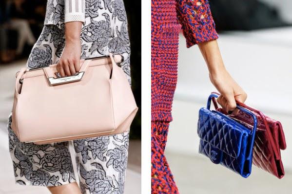 Zeigt her eure Taschen: Trends 2014/15