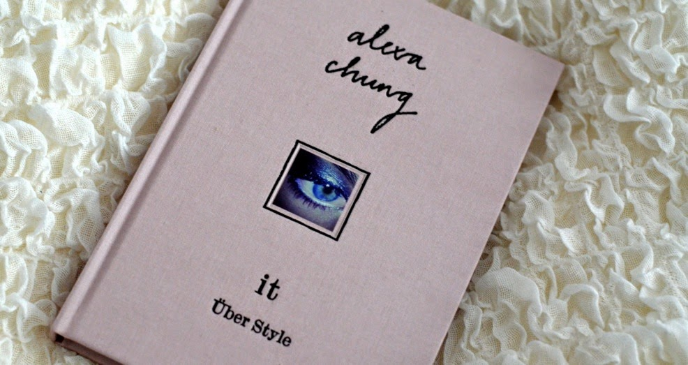 "Book Review: ""it"" by Alexa Chung"