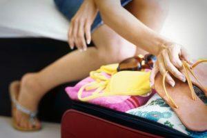 Das 1×1 des Kofferpackens