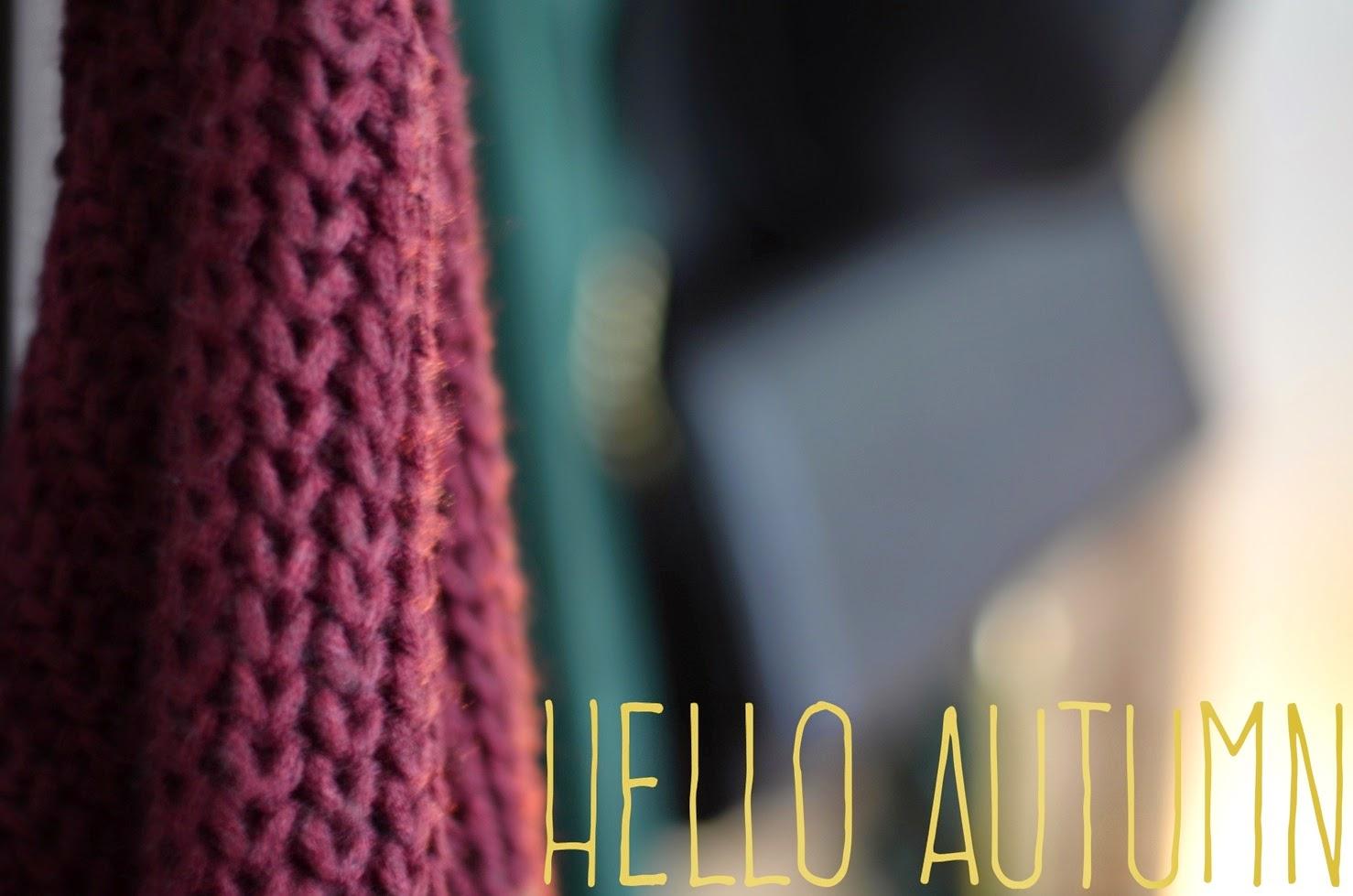 Warum der Herbst Modetechnisch einfach mehr Spaß macht!
