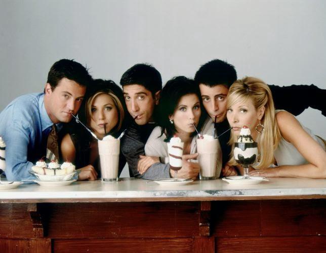 """Eine Herzensangelegenheit: 20 Jahre """"Friends"""""""