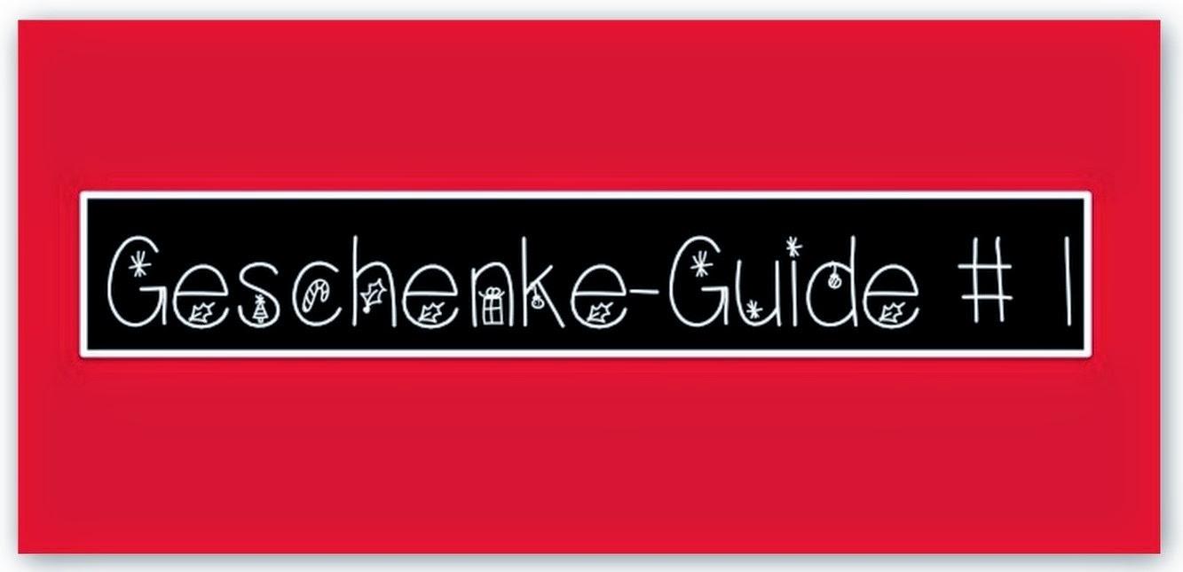 Geschenke-Guide #1: Kleine Aufmerksamkeiten