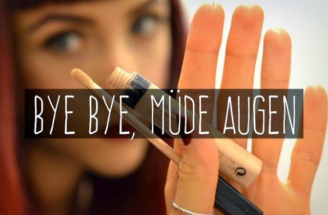 Bye Bye, müde Augen!