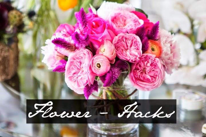 Ungewöhnlich: Blumen-Tricks
